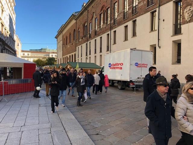 Mercatini di Natale 2018 / Piazza del Duomo, Milano - 1