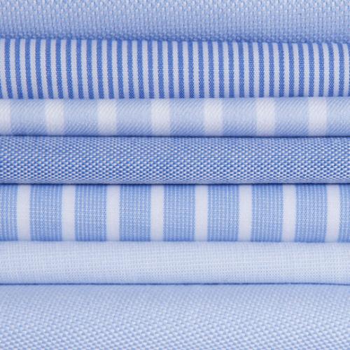 Tessuti sanforizzati per camicie sartoriali che non si restringono!