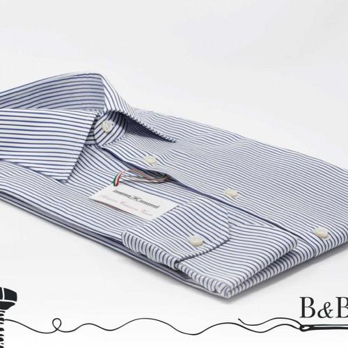 Il tessuto per la tua camicia: tinto in filo o tinto in capo?