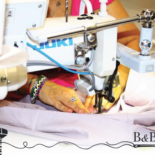 Come funziona il ciclo di lavorazione di camicie sartoriali.