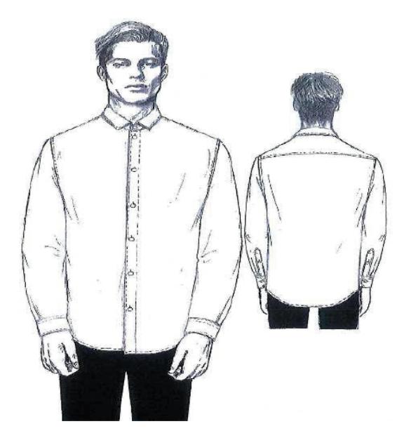 sale retailer f91b2 b7d5b Dal disegno alla realtà: la nostra produzione di camicie