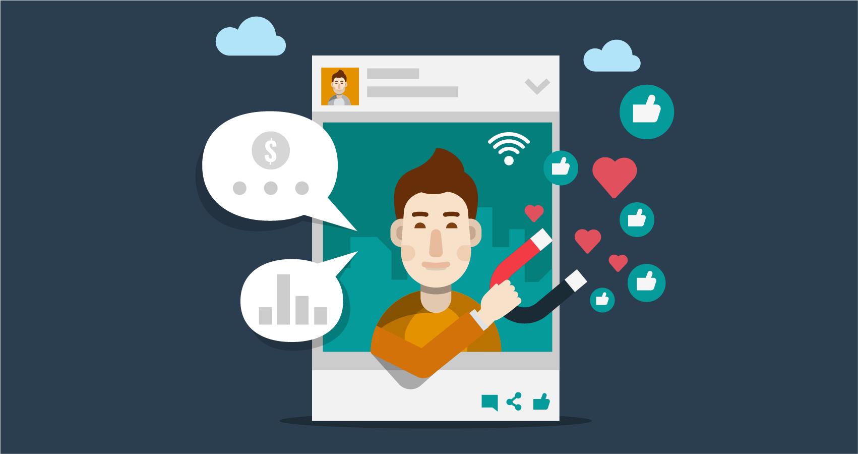 Le sponsorizzazioni sui social: servono davvero? - foto 1